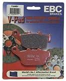 EBC Brakes FA140V Semi Sintered Disc Brake Pad
