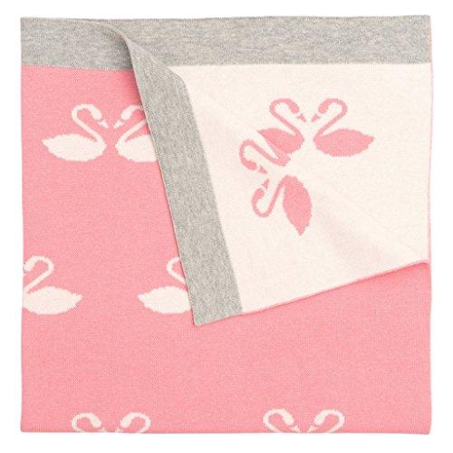 Elegant Baby Swan Blanket, 30