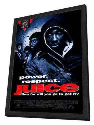 Juice - 27 x 40 Framed Movie Poster