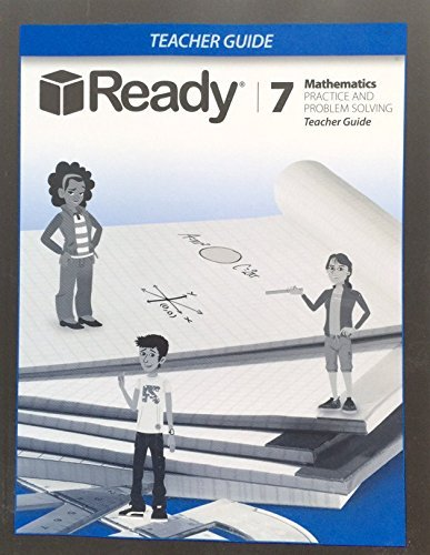 Ready Mathematics Practice and Problem Solving Teacher Guide Grade 7