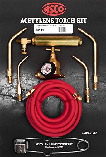 Acetylene Torch Kit Ak41 4-in-1 Air