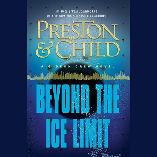 Beyond the Ice Limit: A Gideon Crew Novel Audiobook [Free Download by Trial] thumbnail