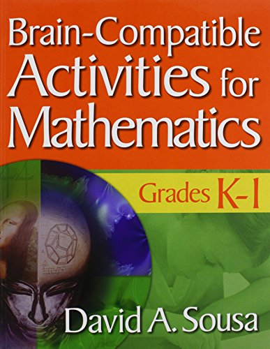 Brain-Compatible Activities for Mathematics, Grades K-1 - Nctm Math Activities