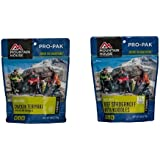 Mountain House Chicken Teriyaki with Rice Pro-Pak and Mountain House Beef Stroganoff with Noodles Pro-Pak Bundle
