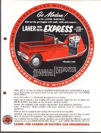 Car Sales Express >> Amazon Com Laher Dual Ratio Express Electric Car Sales