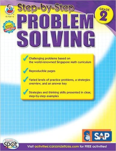 Step by step problem solving grade 2 singapore math singapore step by step problem solving grade 2 singapore math singapore asian publications 0044222216764 amazon books fandeluxe Choice Image