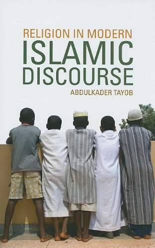 Religion in Modern Islamic Discourse (Columbia/Hurst)