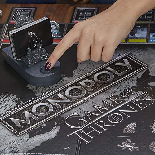 Monopoly Game of Thrones Board Game for Adults by Monopoly (Image #5)