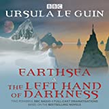 img - for Earthsea & The Left Hand of Darkness: Two BBC Radio 4 Full-Cast Dramatisations book / textbook / text book