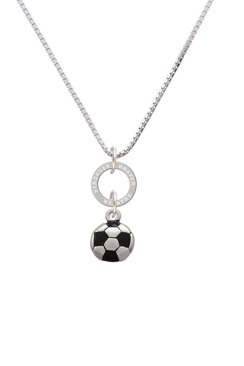 Balón de fútbol - más fuerte más valiente, más inteligente ...