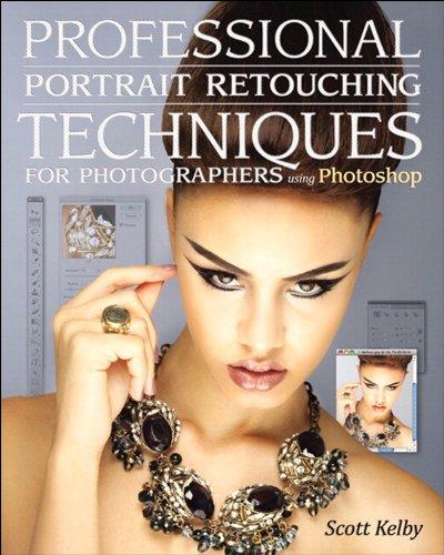 Download Professional Portrait Retouching Techniques for Photographers Using Photoshop (Voices That Matter) Pdf