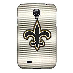 Ideal Frashop986 Cases Covers For Galaxy S4(new Orleans Saints), Protective Stylish Cases