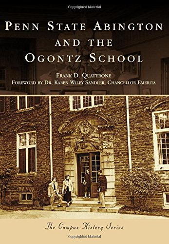 Penn State Abington and the Ogontz School (Campus History)
