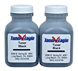 Hewlett Packard HP LaserJet 6L 6Lse 6Lsf 6Lxi 06A Two (2) Black Toner Refill Kits. Refills C3906A. Manufactured by Toner Eagle. FREE 2 Day U.S. Shipping.