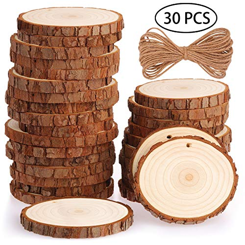 Fuyit Natural Wood Slices