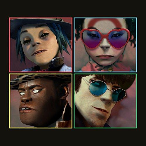 Descarga la musica de Gorillaz Feat. Popcaan – Saturnz Barz en mp3