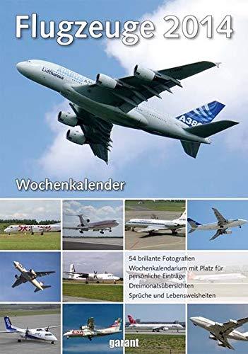 Wochenkalender Flugzeuge 2014