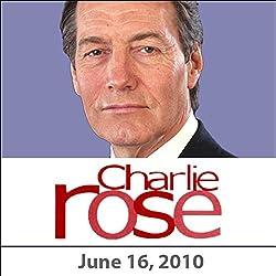 Charlie Rose: Melinda Gates, Warren Buffett, and Bill Gates, June 16, 2010