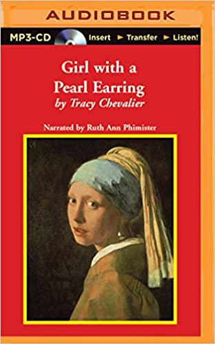 the girl with a pearl earring book