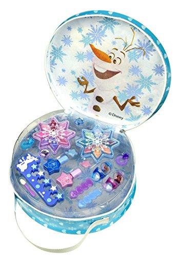 Disney Frozen / Die Eiskönigin: Schneeball Kosmetiktasche (Make-up + Nagellack)