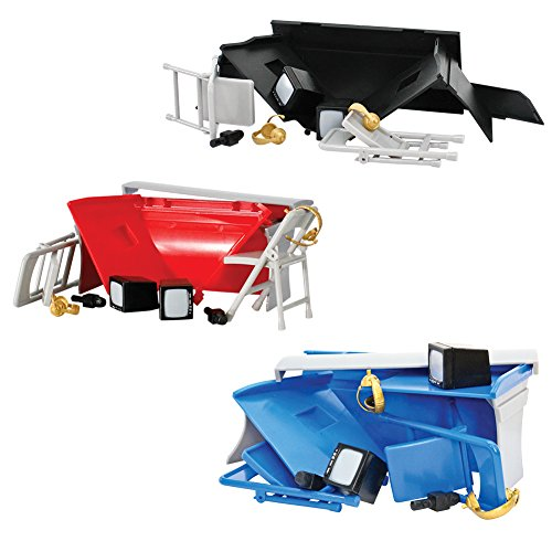 Set of 3 Commentator Table Playsets for WWE Wrestling Action Figures