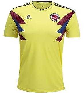 841e8ae87 Amazon.com  adidas Colombia Home Soccer Jersey