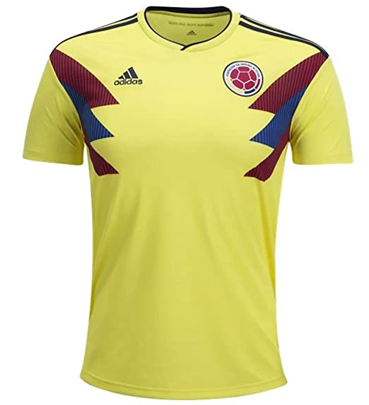 reputable site e47e3 5bb50 adidas Men's Soccer Colombia Jersey