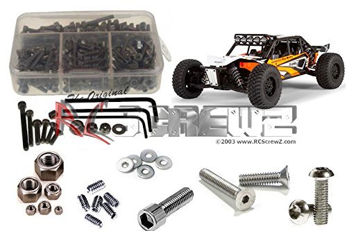 RCScrewZ Axial Racing EXO Terra Buggy Stainless Steel Screw Kit #axi005 (Kit Exo Terra Axial Buggy)