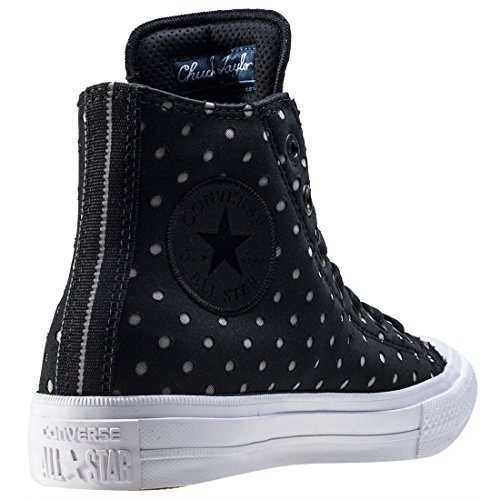 Converse Chuck Taylor All Star Ii High Donna Sneaker Nero