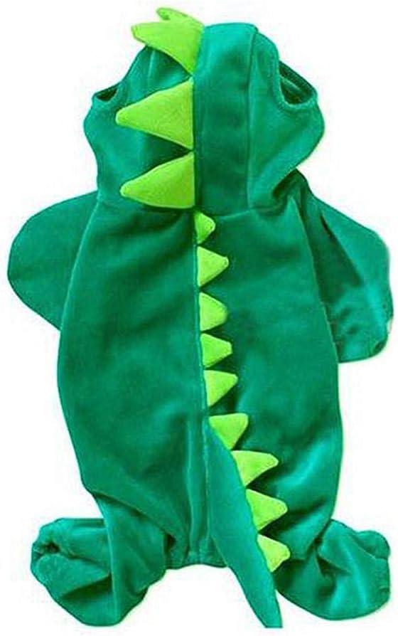 stronerliou Polyester Nettes Haustier Halloween Kleidung Samurai Lustige Aufrechte Kost/üm Dress Up F/ür Katzen Hunde