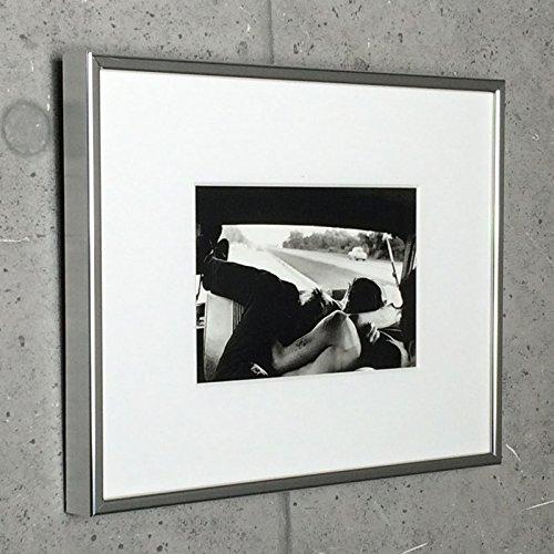 ポスター ブルースウェーバー 額装品/ブルースウェーバー/Brooklyn NY 1965 額装品 アルミ製ハイグレードフレーム(ゴールド) B019XRHWE2 ゴールド ゴールド