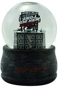 The Spirit Movie Snow Globe