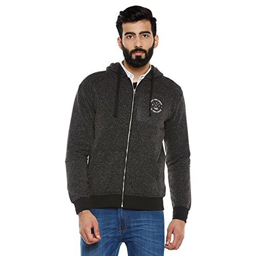 Duke Men Solid Sweatshirt