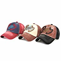 Dreamseeker Outdoor Sports Cap Outdoor Sunshade Baseball Cap Adjustable Sun Hat Hiking Climbing Outdoor Sports Hat for Kids Men Women Gifts