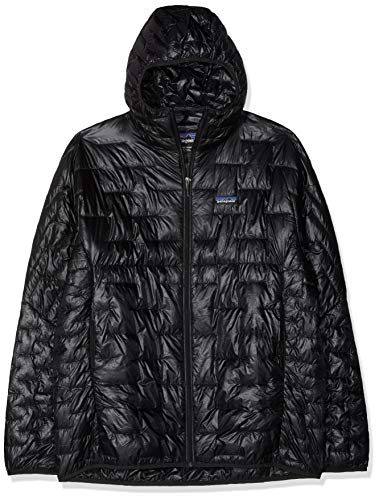 Veste Homme Puff Noir M's Patagonia Micro OxY0H7