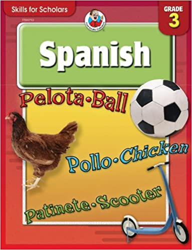 Skills for Scholars Spanish, Grade 3 (Spanish and English ...