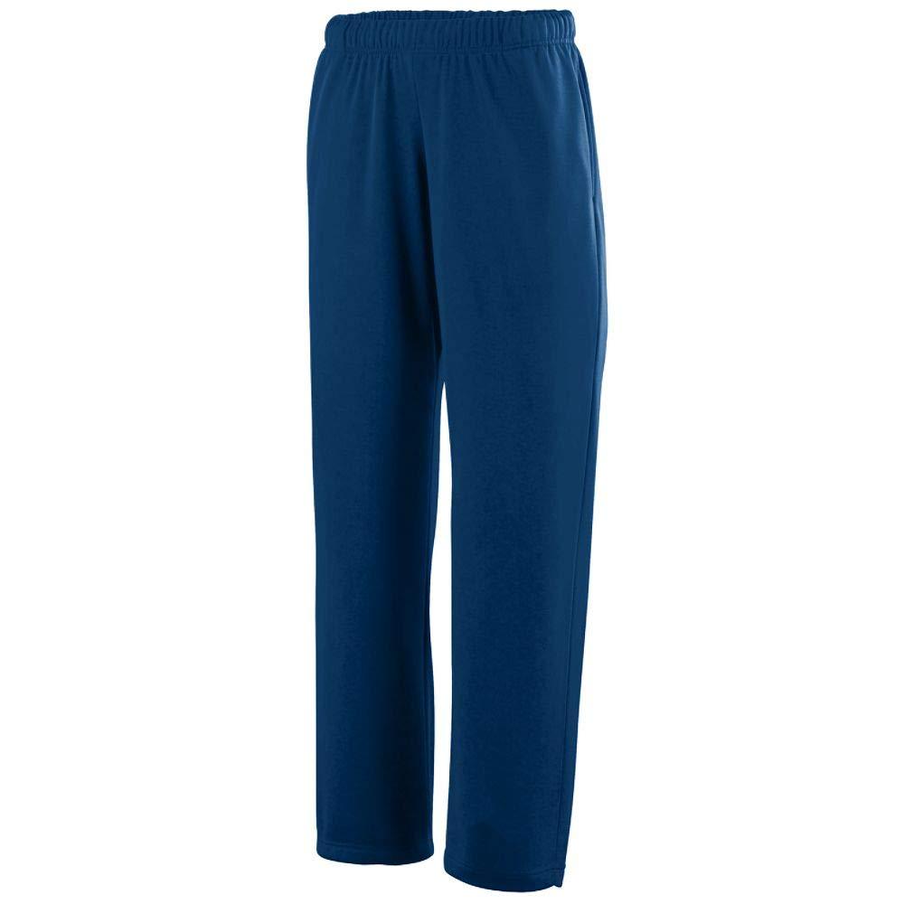 Augusta Sportswear Wicking Fleece Sweatpant 2XL Navy by Augusta Sportswear