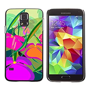 Stuss Case / Funda Carcasa protectora - The Majestic Hinterlands - Samsung Galaxy S5