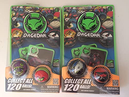 Amazon.com: Dagedar 4 Supercharged Ball Bearings and Trading ...