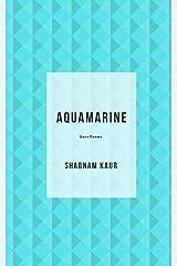 Aquamarine: Love Poems Paperback