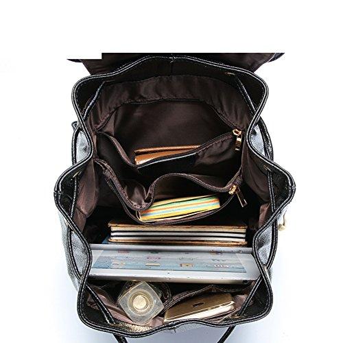 La versión coreana de mochila/Bolsa de señora/Bolsa de ocio-A A