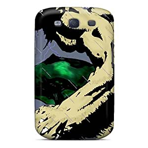 Excellent Design Wolverine Phone Case For Galaxy S3 Premium Tpu Case