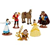 Disney Collection Beauty and the Beast Figurine Playset
