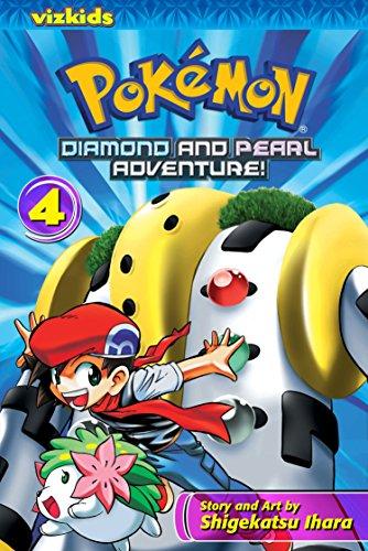 Price comparison product image Pokémon: Diamond and Pearl Adventure!, Vol. 4 (Pokemon)