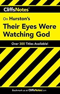com their eyes were watching god cd zora  cliffsnotes on hurston s their eyes were watching god cliffsnotes literature guides