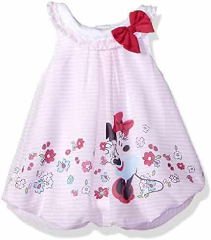 Disney Baby Girls Minne Bubble Romper