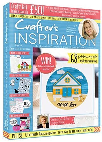 (Crafter's Inspiration Issue 19, Multi, A4)