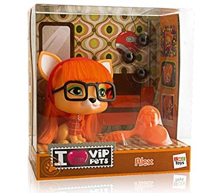 IMC TOYS VIP PETS - Alex, hipster: Amazon.co.uk: Computers & Accessories