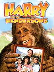 Harry And The Hendersons por John Lithgow