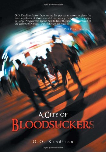Read Online A City of Bloodsuckers (Multilingual Edition) pdf epub